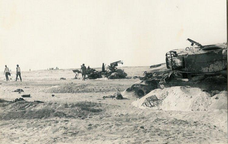 """זחל""""ם התאג""""ד והטנק של גדעון גלעדי ז""""ל - ממזרח ל""""טרטור"""" 43"""