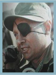 """סגן אלוף משה דיין ז""""ל - 1948 – 1949"""