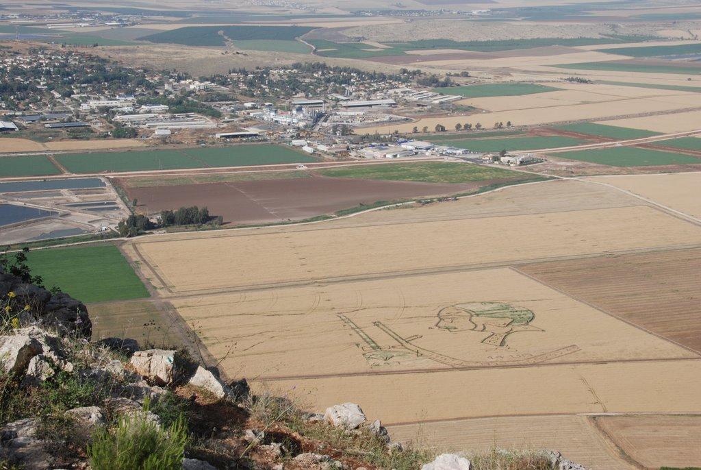 אמנון רשף והקיבוצים עין חרוד ותל יוסף (10) - 20.04.14